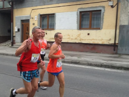 M. Fekiač a P. Blažek bok po boku